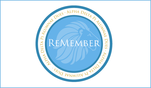 Annual ReMember Alumnae Dues