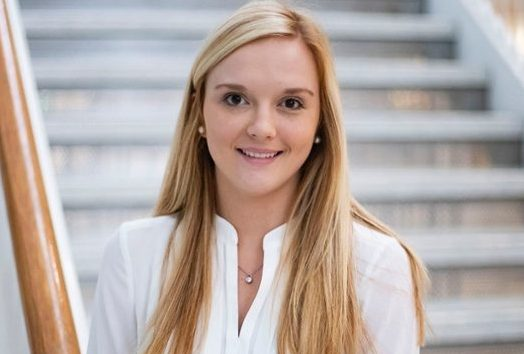 Delta Theta Sister Named One of University's Top Graduates